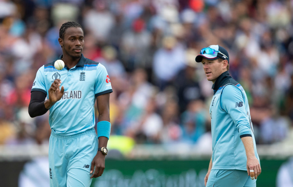 WATCH: Jofra Archer discloses Eoin Morgan's words before the super over in 2019 World Cup final vs New Zealand