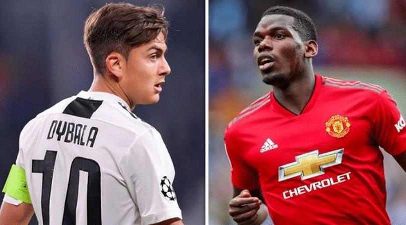 Paul Pogba Transfer News: Juventus to offer Paulo Dybala plus cash for Man Utd Star
