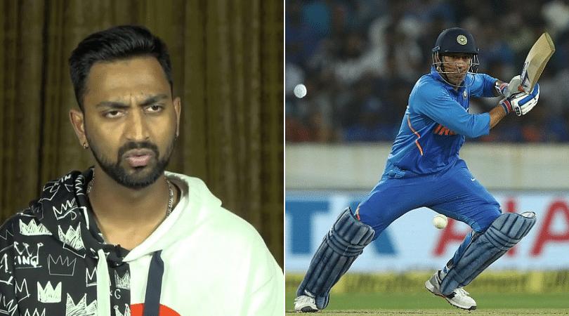 WATCH: Krunal Pandya declares MS Dhoni as best finisher in world cricket