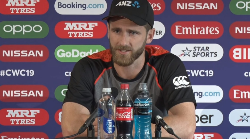 WATCH: Kane Williamson reacts on getting out to Virat Kohli ahead of India vs New Zealand 2019 World Cup semi-final match