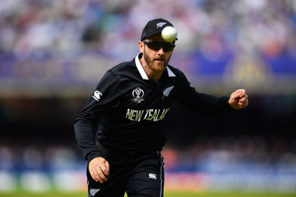 WATCH: Kane Williamson's brilliant reaction after being declared Player of the Tournament in 2019 Cricket World Cup