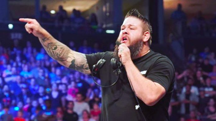 Kevin Owens Pipe Bomb: Former Universal Champion cuts a vicious shoot promo on Shane MCMahon