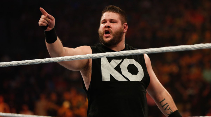 Kevin Owens: WWE Superstar banned from attending live events