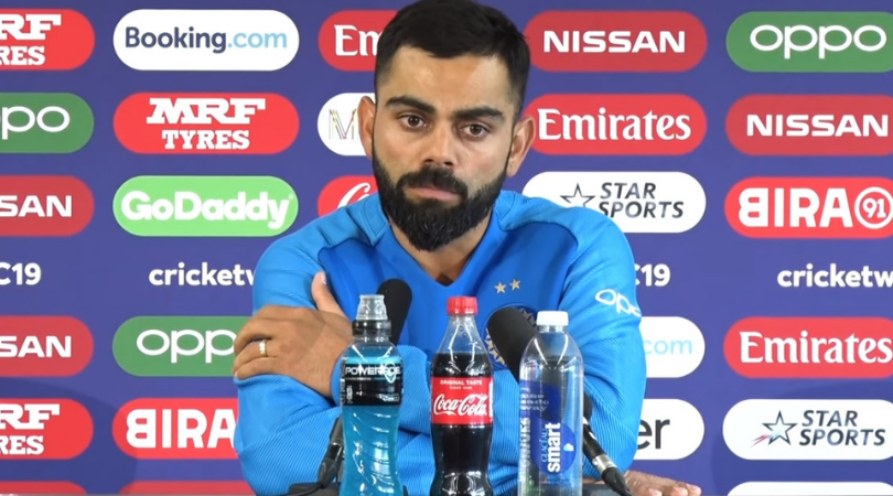 WATCH: Virat Kohli reveals why MS Dhoni batted at Number 7 in 2019 World Cup semi-final vs New Zealand
