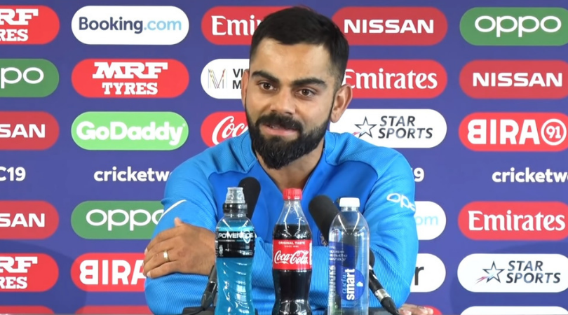 Virat Kohli passes massive statement on Rishabh Pant throwing his wicket in 2019 World Cup semi-final vs New Zealand