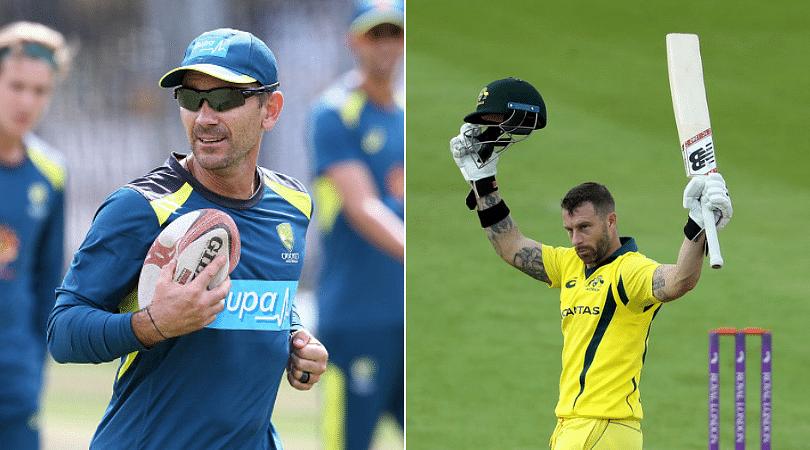 WATCH: Justin Langer hails Matthew Wade for making big runs ahead of 2019 Ashes