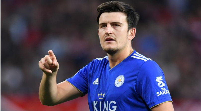 Harry Maguire Transfer News: Leicester reject £70m Man United bid for Maguire
