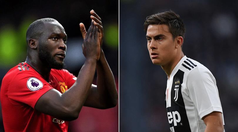 Man Utd Transfer News: Juventus offer Paulo Dybala in swap deal for Romelu Lukaku