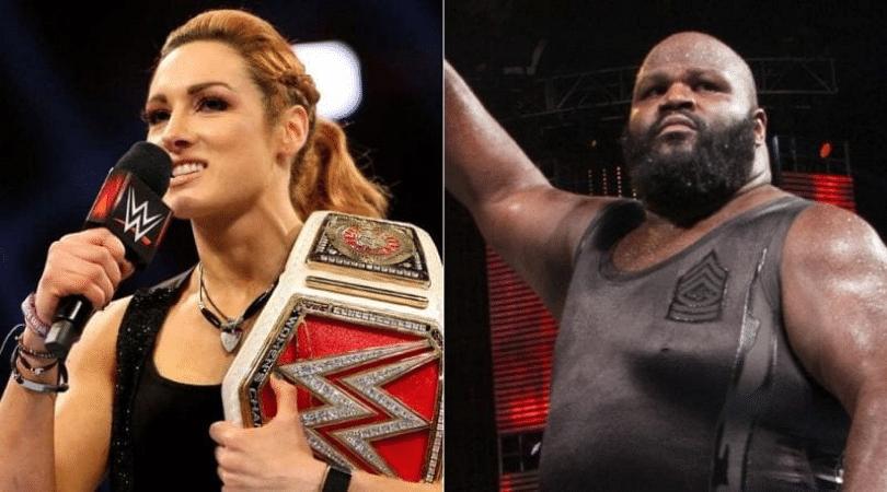 Becky Lynch: Raw Women's Champion slams Mark Henry for calling her arrogant