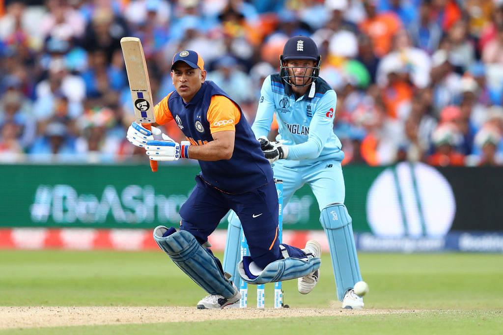 India World Cup winner passes massive statement on MS Dhoni's future