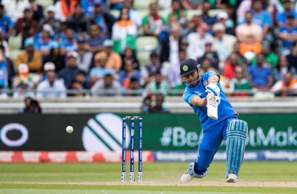 Twitter fumes on MS Dhoni for him struggling to attack in slog overs vs Bangladesh in 2019 Cricket World Cup