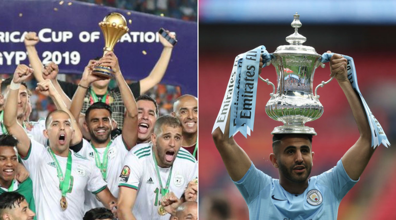 AFCON Final 2019: Man City and Algeria fans tip Riyad Mahrez to lift Ballon d'Or after AFCON victory