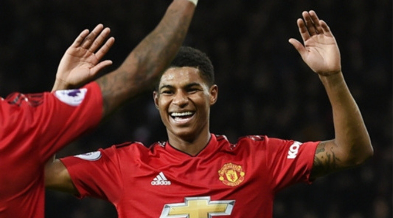 Marcus Rashford: There's nothing I want more than to see Manchester United winning the Premier League again