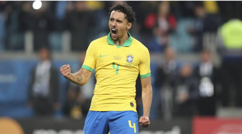 Marquinhos reveals he was suffering from diarrhea while marking Lionel Messi in the Copa America Semis