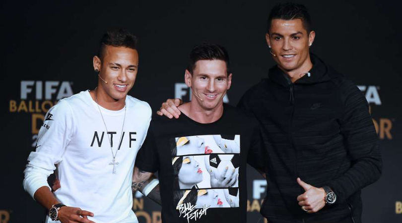 Lionel Messi beats Cristiano Ronaldo and Neymar in the Forbes list of highest paid entertainers of 2019