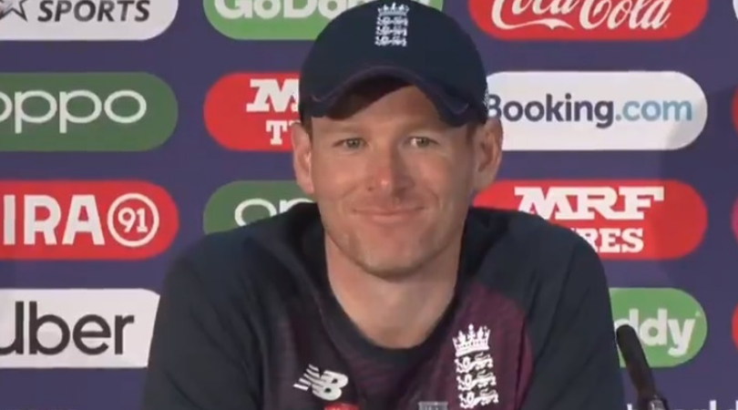 WATCH: Eoin Morgan hilariously pinpoints Kane Williamson's weakness ahead of 2019 World Cup Final