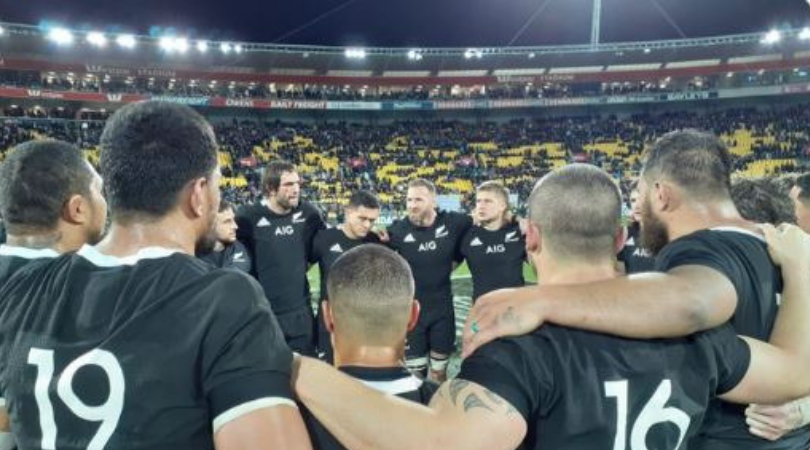 New Zealand Rugby team heavily trolls ICC after their match ended in a draw vs South Africa in Wellington