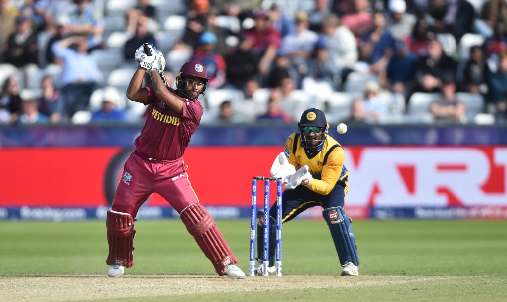 Twitter reactions on Nicholas Pooran's maiden ODI century vs Sri Lanka in 2019 Cricket World Cup