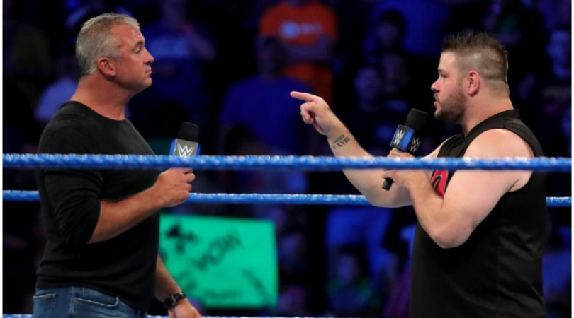 WWE Rumors: Kevin Owens Vs Shane McMahon inside a steel cage at SummerSlam