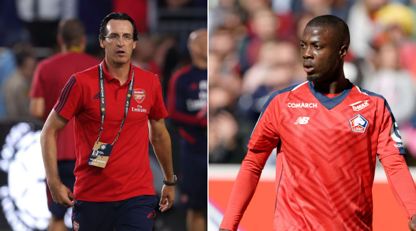How Arsenal could line up with Nicolas Pepe in the starting eleven?
