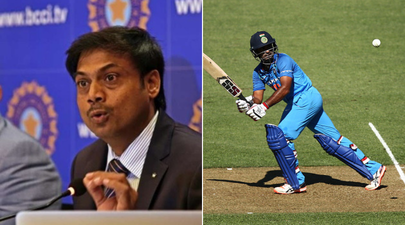 MSK Prasad responds to Ambati Rayudu's 3D tweet; explains why he was left out from World Cup squad