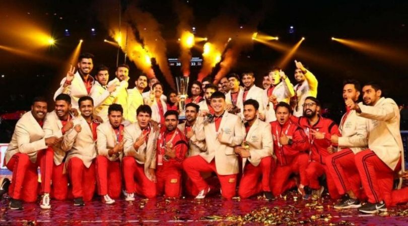 Pro Kabaddi Winners List for All Seasons : Pro Kabaddi Champions List | PKL 2019
