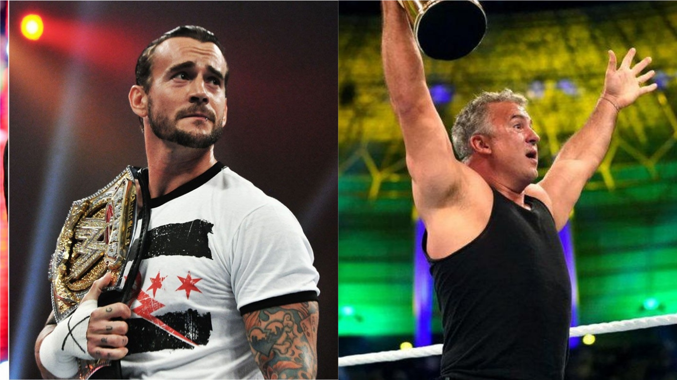 CM Punk: Former WWE Superstar mocks Shane Mcmahon