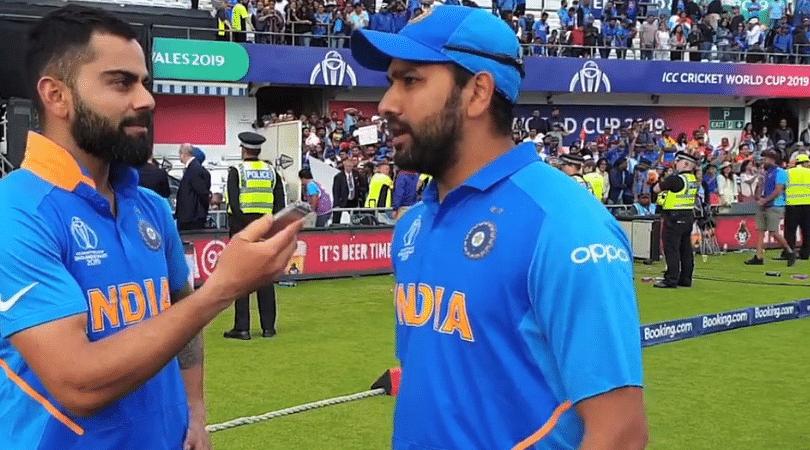 Virat Kohli-Rohit Sharma rift: Indian bowling coach opens up on the alleged split