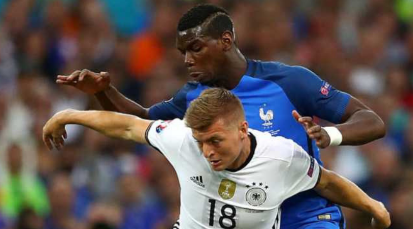 Paul Pogba to Real Madrid: Zidane set to include two stars including Toni Kroos in a huge swap deal