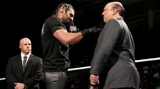 Seth Rollins: The former Universal champion talks about the upcoming RAW Reunion and Paul Heyman's leadership