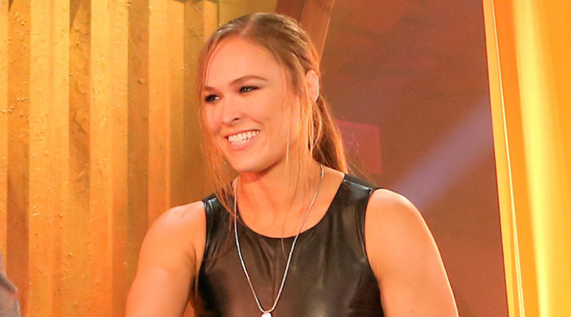 Watch: Ronda Rousey posts a hilarious video showing how much she misses the WWE