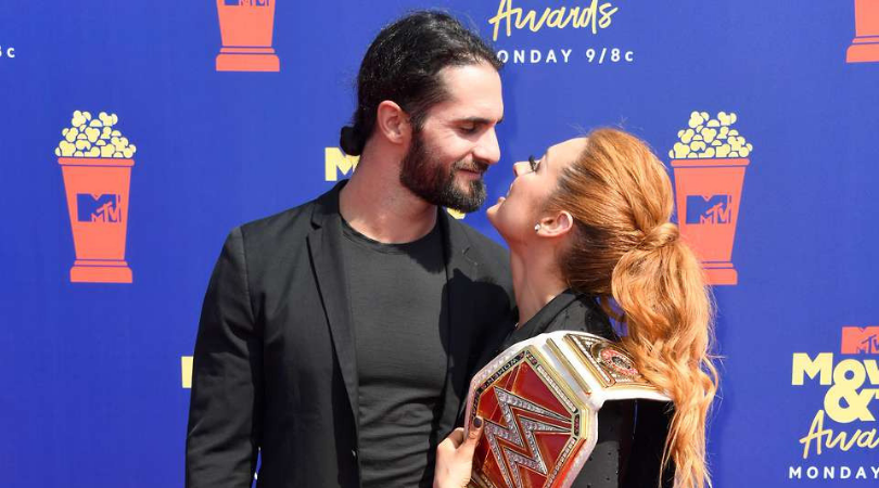 Seth Rollins and Becky Lynch: Both the Raw Champions set to walk into next year's Wrestlemania with their titles intact