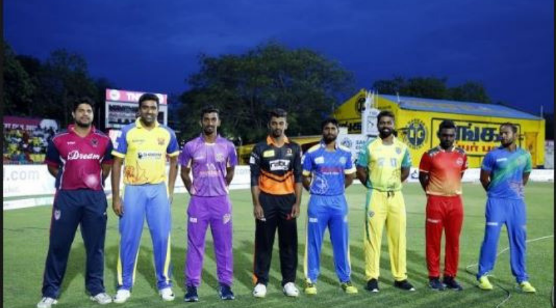 TNPL 2018 most runs, most wickets and results, Tamil Nadu Premier League 2018 points table