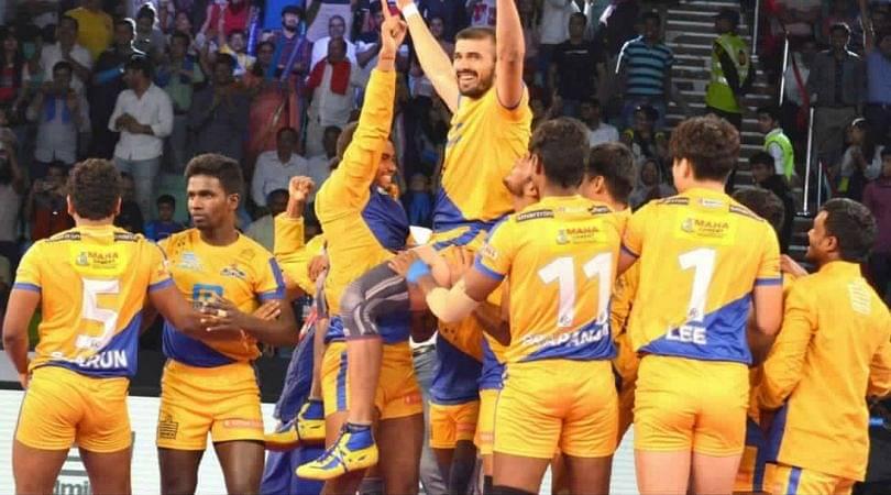 JAI Vs TAM Dream11 Team Prediction For Today's Tamil Thalaivas Vs Jaipur Pink Panthers Pro Kabaddi League 2019 Match