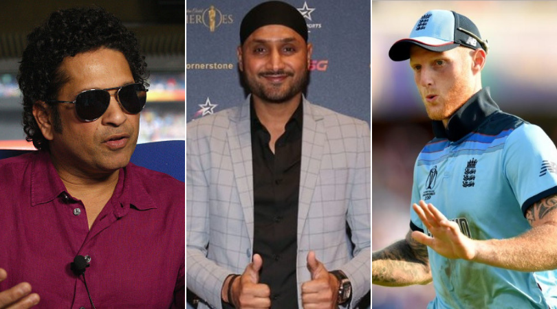 Harbhajan Singh unimpressed with Ben Stokes being called 'Greatest Cricketer of All Time' over Sachin Tendulkar
