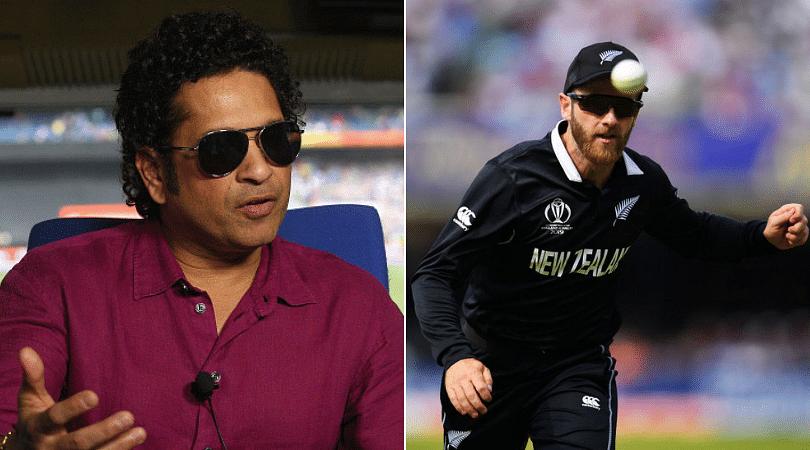 Sachin Tendulkar passes huge statement on Kane Williamson's captaincy post 2019 World Cup final