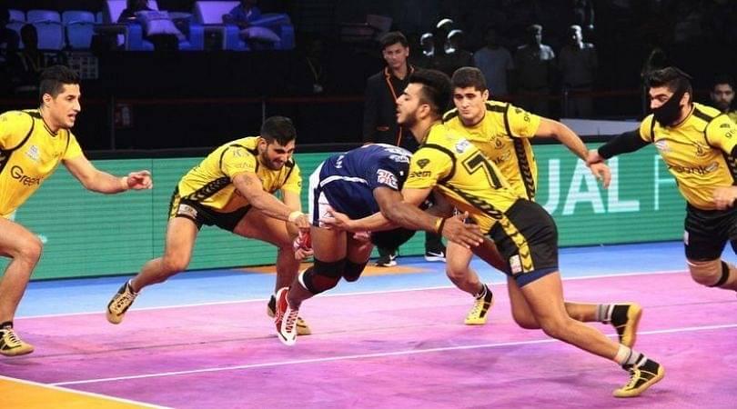 HYD vs HAR Dream11 Team Prediction For Today's Haryana Steelers Vs Telugu Titans Match 120 Pro Kabaddi League 7 Match