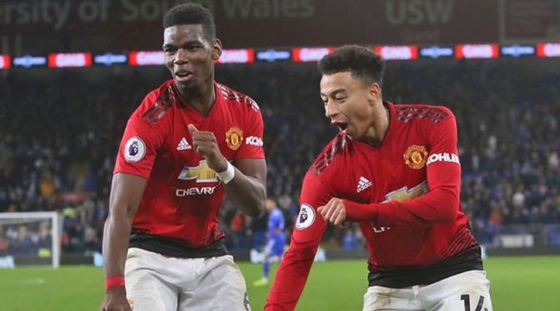 Paul Pogba and Jesse Lingard: What actually happened between the two