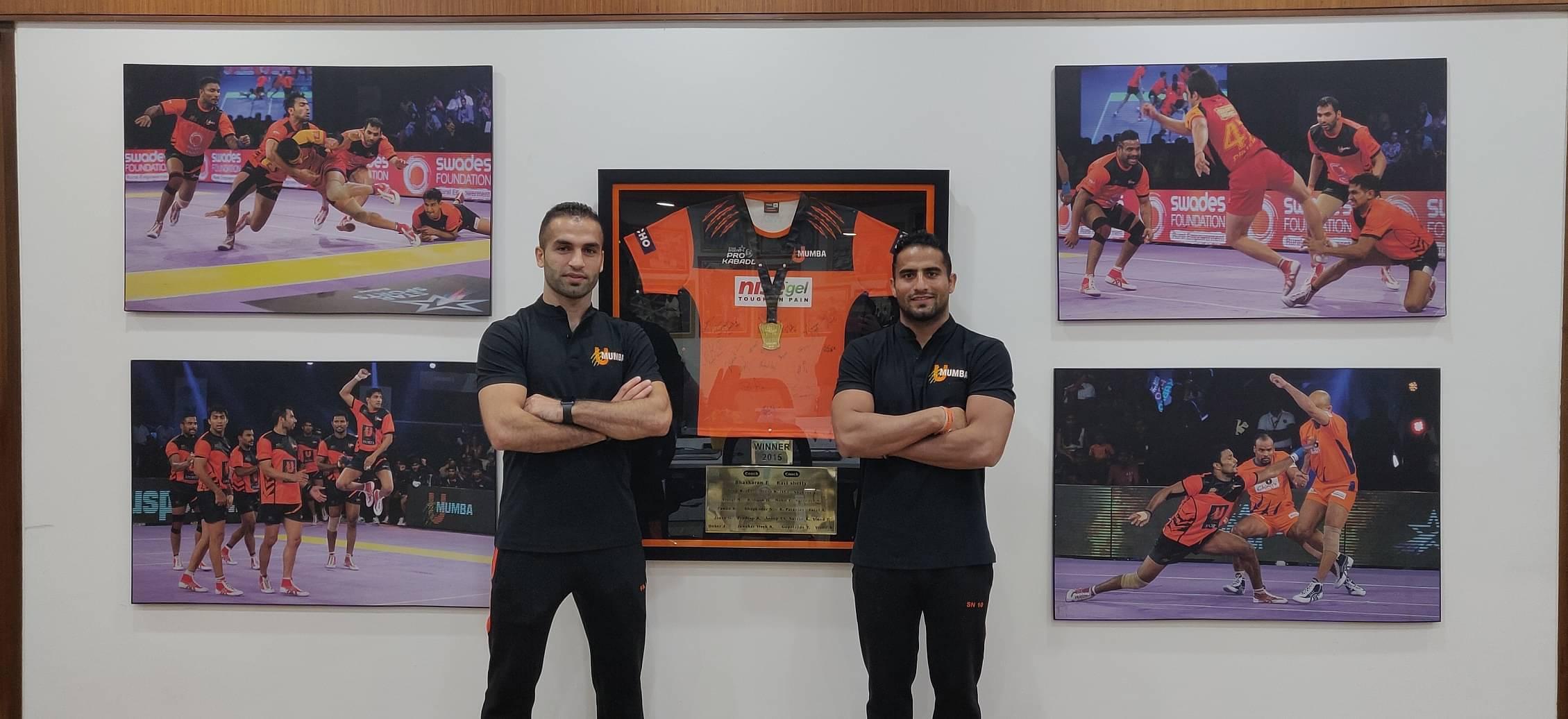 U Mumba Kabaddi Team Announces Squad Captain and Vice Captain for Pro Kabaddi Season 7