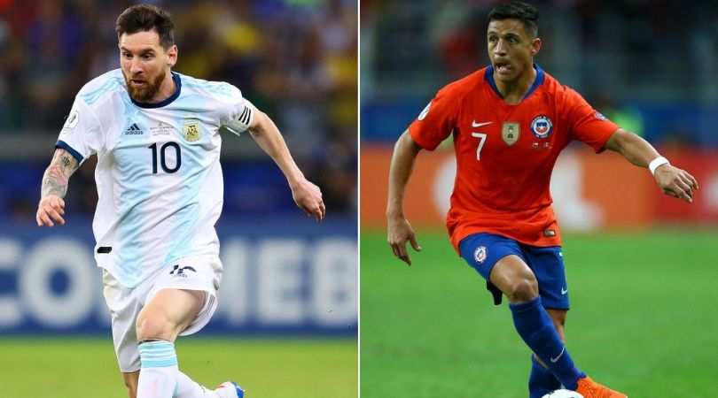 Argentina Vs Chile preview: Predicted lineups and head to head between Argentina and Chile