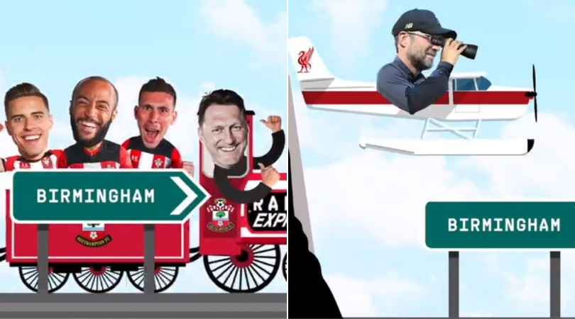 Southampton take brutal dig at Jurgen Klopp and Liverpool during new signing Che Adams announcement video