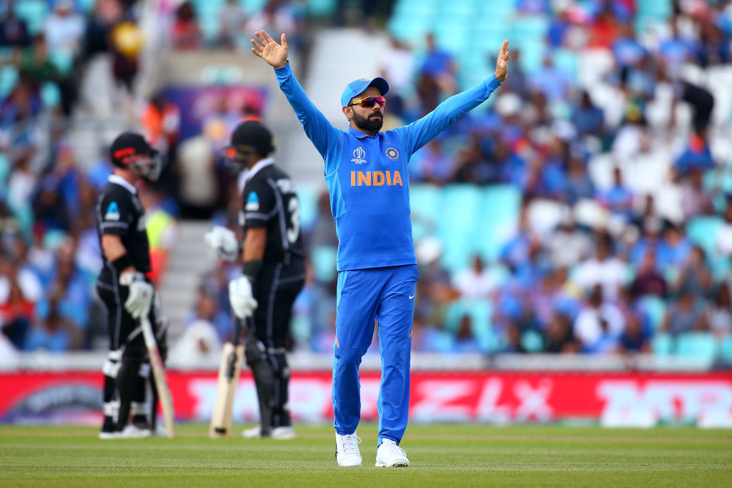 Reports: Virat Kohli likely to lead India during tour of West Indies in August