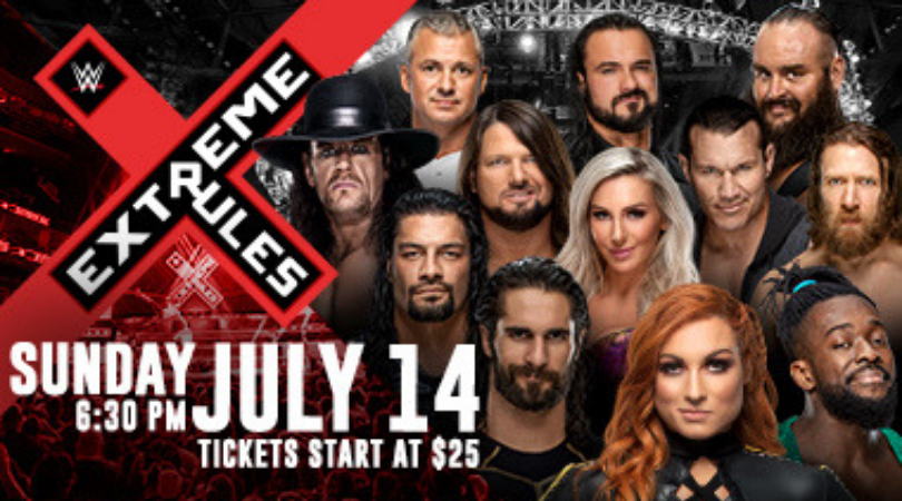 WWE Extreme Rules 2019: All Matches and Predictions