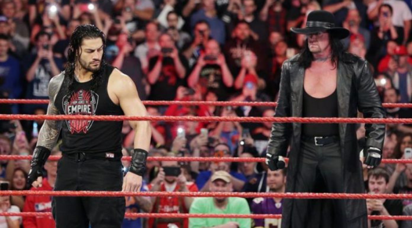 Roman Reigns and Undertaker: The Big Dog and The Phenom get a cool nickname for their team