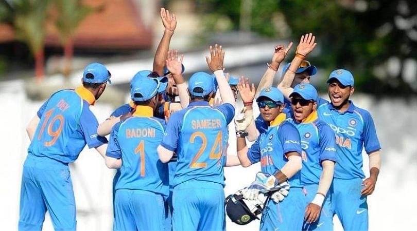 IN-U19 vs SL-U19 Dream11 Prediction : India U19 vs Sri Lanka U19 Best Dream 11 Team for ICC Under 19 World Cup