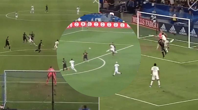 Zlatan Ibrahimovic: Former Man Utd Striker scores hat-trick in La Angeles Derby