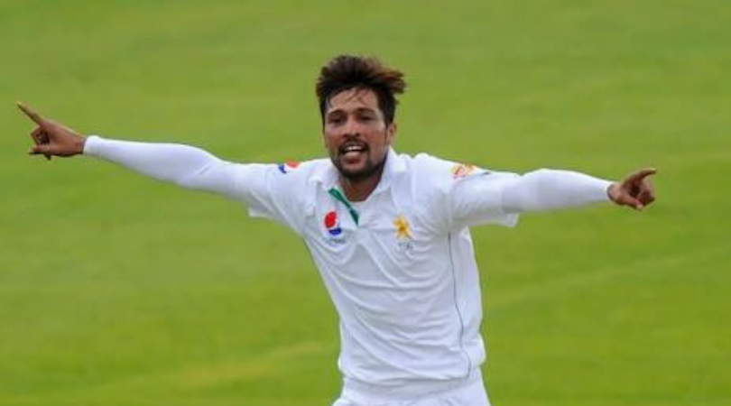 Mohammad Amir announces immediate retirement from Test Cricket