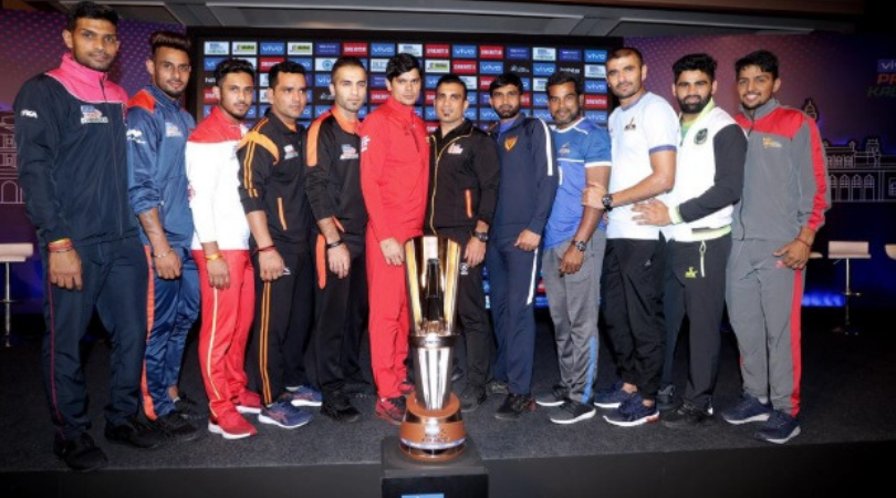Pro Kabaddi Live Telecast: When and where to watch PKL 2019 Season 7 today's match?