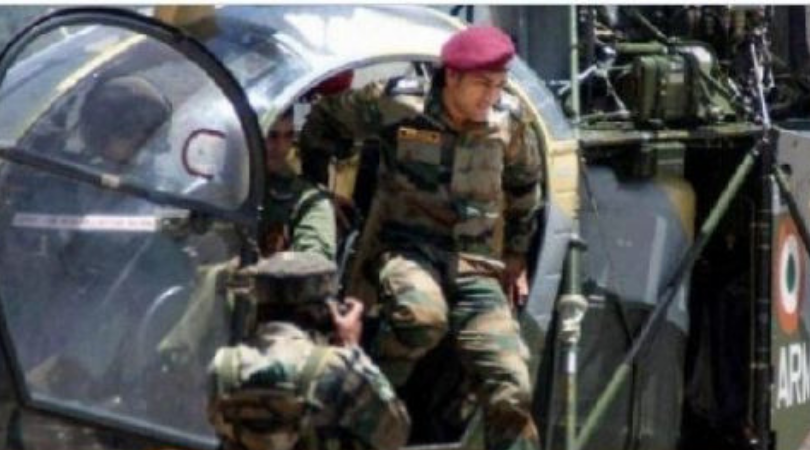 MS Dhoni begins his training for Indian Army's parachute regiment