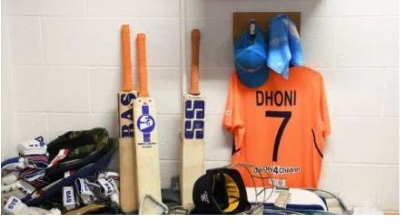 MS Dhoni's manager reveals reason for his change in bat logos in 2019 Cricket World Cup